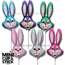Mini Air-Filled Rabbit Head Dozen Selection Pack