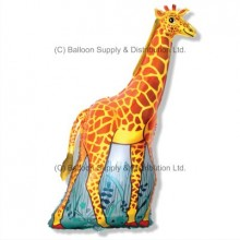XL Jumbo Giraffe Shape Balloon