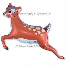 Jumbo Gazelle Deer Shape Balloon