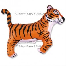 XL Jumbo Tiger Shape Balloon