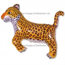 XL Jumbo Leopard Shape Balloon