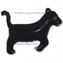 XL Jumbo Panther Shape Balloon