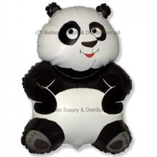 Jumbo Panda Shape Balloon