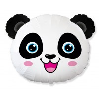 NEW! Jumbo Panda Head Shape Balloon