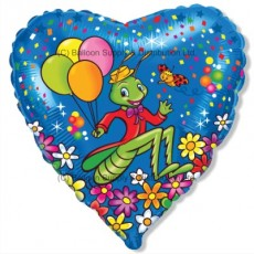 "18"" Grasshopper Balloon"