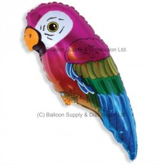 Jumbo Parrot Shape Balloon
