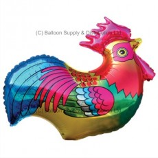 Jumbo Cockerel Shape Balloon