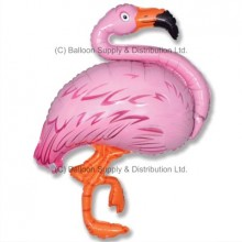 XL Jumbo Flamingo Shape Balloon