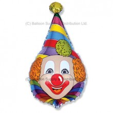 Jumbo Clown Shape Balloon