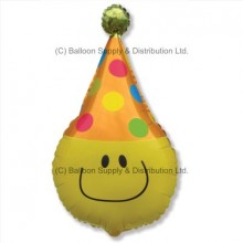 Jumbo Smiley Clown Shape Balloon