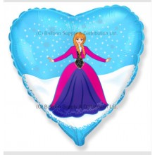 "18"" Princess Alexia Balloon"