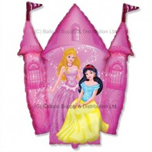 XL Jumbo Princess Castle Shape Balloon