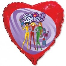"18"" Totally Spies Balloon"