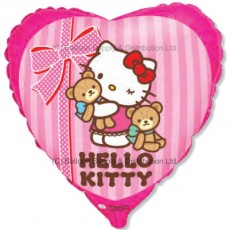 "18"" Hello Kitty Best Friend Balloon"