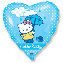"18"" Hello Kitty Umbrella Balloon"
