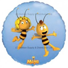"18"" Maya The Bee and Willy Balloon"