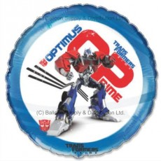 "18"" Transformers Optimus Prime Balloon"
