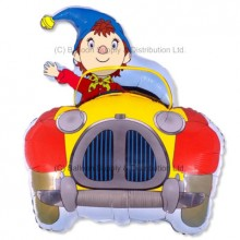Jumbo Noddy Car Shape Balloon