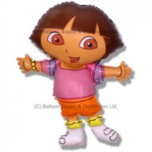 Jumbo Dora Shape Balloon