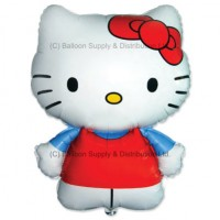 Jumbo Hello Kitty Shape Balloon