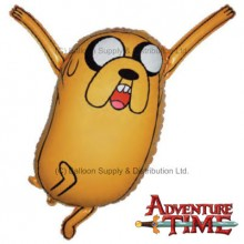 »BULK ORDER ONLY:  Jumbo Adventure Time Jake Shape Balloon