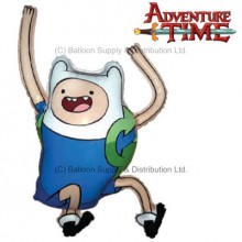 Jumbo Adventure Time Finn Shape Balloon