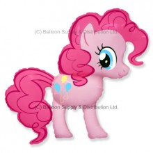 XL Jumbo Pinkie Pie Shape Balloon - My Little Pony