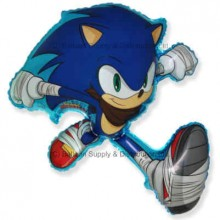 XL Jumbo Sonic Boom Shape Balloon