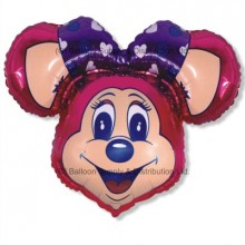 XL Super Lolly Mouse Shape Balloon