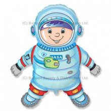 XL Jumbo Astronaut Shape Balloon