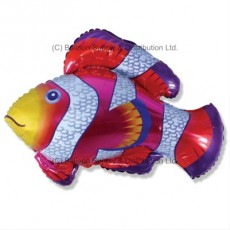 Jumbo Clownfish Shape Balloon