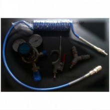 Spare 2M Coiled Inflation Hose