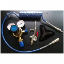 Professional Foil Regulator Inflation Kit with 2M hose for BOC Cylinders
