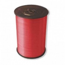 500m Red Curling Ribbon