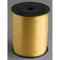 500m Gold Curling Ribbon