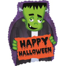 Jumbo Halloween Frankenstein Balloon - SOLD OUT, DISCONTINUED.