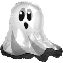 Jumbo Halloween Ghostie Ghost Balloon