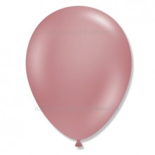 "11"" Tuf-Tex Naturals Canyon Rose Decorator Balloons - 72-Pack - OUT OF STOCK, More due soon."