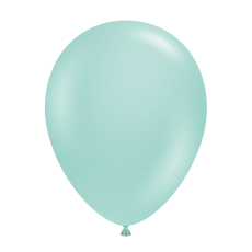 """11"""" Tuf-Tex Vintage Sea Glass Decorator Balloons - 72-Pack - LOW STOCK  - MORE STOCK DUE 26 MAY, 2021"""