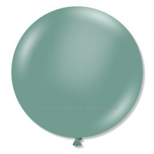 "17"" Tuf-Tex Naturals Pastel Willow Decorator Balloons - 50-Pack"