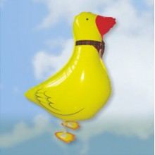Walking-Pet Duck Balloon