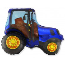 XL Jumbo Blue Tractor Shape Balloon - NEW - DUE 11 NOVEMBER, 20