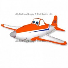 Jumbo Race Plane Shape Balloon