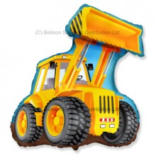 Jumbo Digger Excavator Shape Balloon - OUT OF STOCK - MORE DUE END OF JANUARY