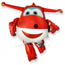 XL Jumbo Super Wings Jett Balloon