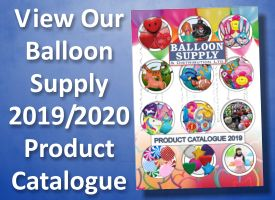 Balloon Supply 2019/2020 Product Catalogue
